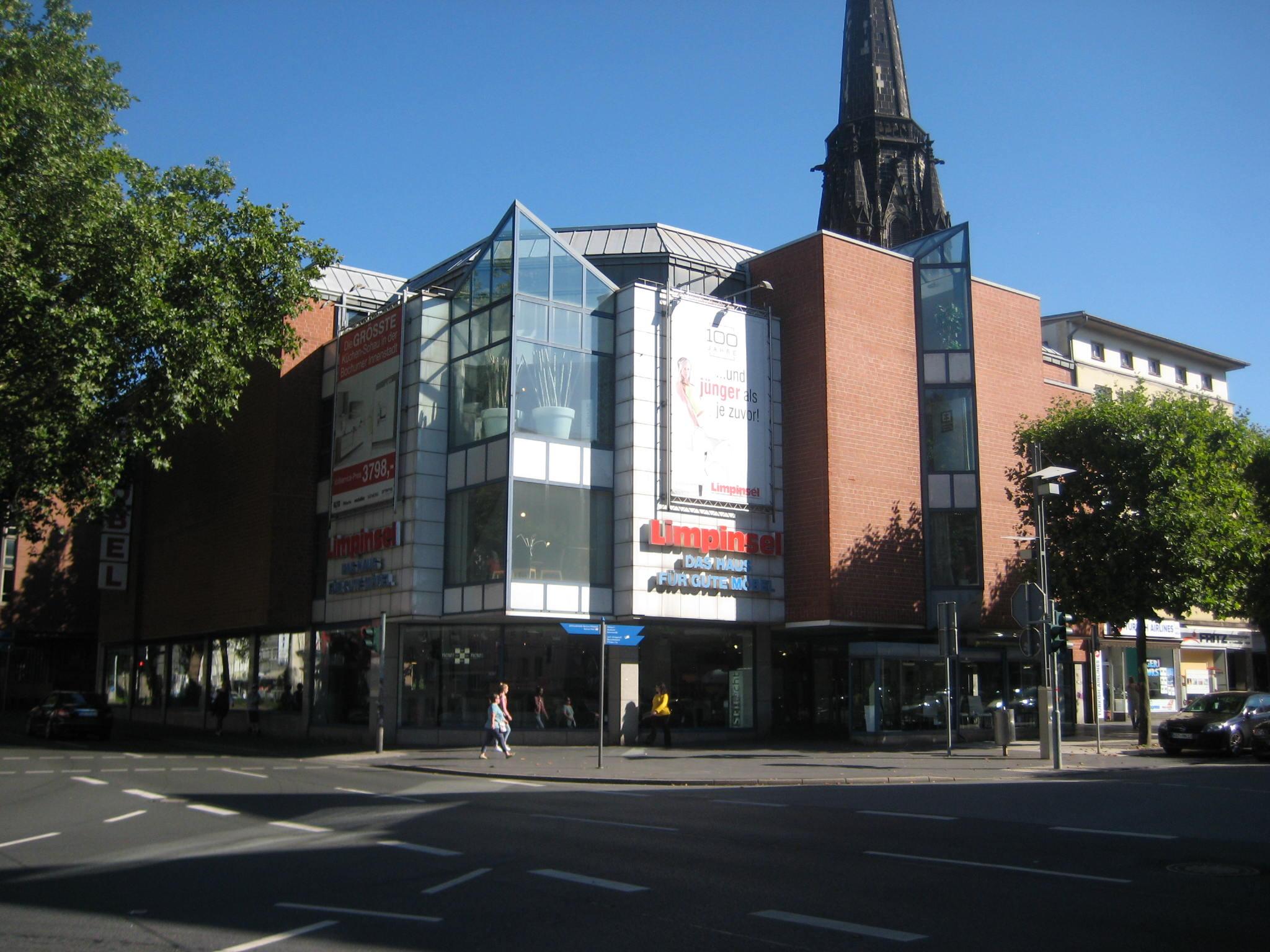 Möbel Limpinsel, Bochum - Wittig Immobilienvermittlung